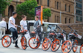Chinese bike-sharing giant Mobike enters Sydney
