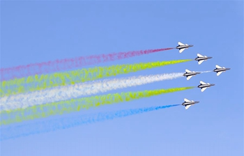 15th Dubai Airshow held in UAE