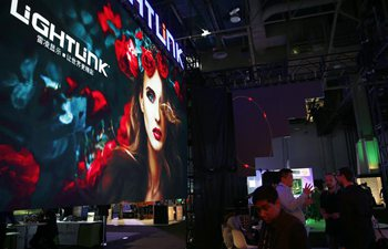 People visit Live Design Int'l Show in Las Vegas