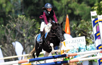 Highlights of Princess's Cup Thailand 2017 equestrian event