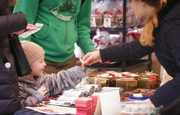 6th CandyTown Festival held in Vancouver
