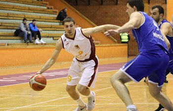 BiH men's Basketball Championship: Bosna Royal beats Student 89-67