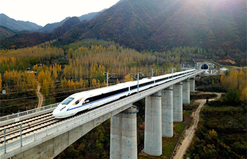 Have a look at China's Xi'an-Chengdu Passenger Railway