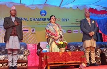 Nepal Chamber Expo 2017 kicks off in Kathmandu