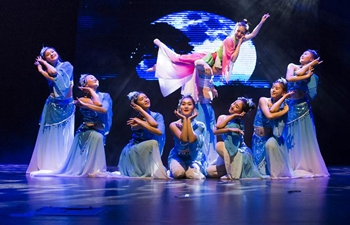 China's cultural performance staged in Toronto