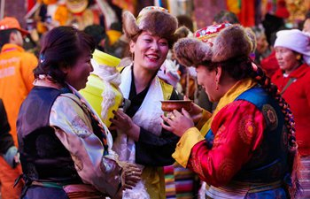 Tibetans mark Fairy's Day to commemorate Buddha Aleanterre Brahm