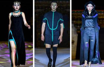 Pic story: Tibetan fashion designer Genqoi Tashi