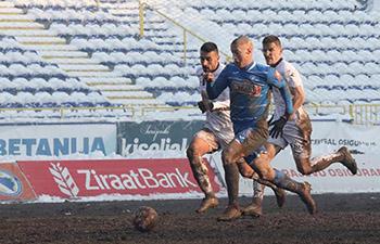 FK Zeljeznicar beats FK Radnik 3-2 in BiH match