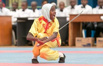 Highlights of Rwandan National Kung-fu Championships