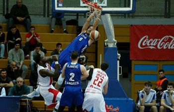 Crvena Zvezda defeat Cibona 93-87 at ABA League
