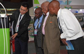China-Africa industrial capacity cooperation expo opens in Kenya
