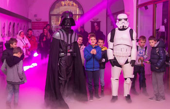 """Star Wars: The Last Jedi"" premieres in Dubrovnik, Croatia"
