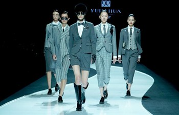 Wuhan Fashion Week in photos