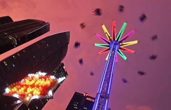 Preview of Prudential Marina Bay Carnival in Singapore