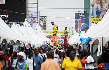 Maiden edition of Ghana Made Street Fair kicks off in Accra