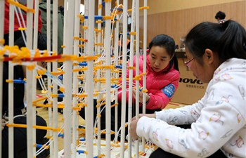Competition of engineering for youths held in Shanghai
