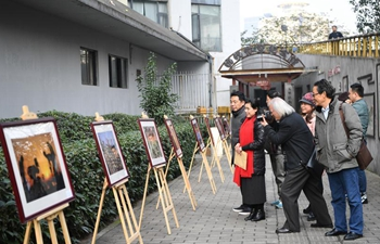 Artworks created by residents exhibited in Chongqing