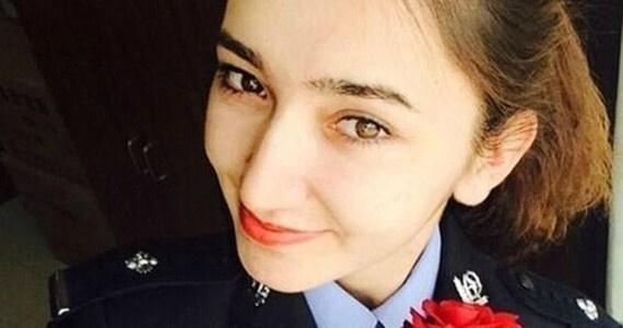 新疆美女反恐特警走红网络
