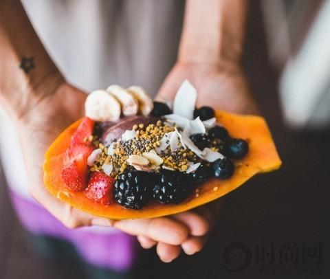 9样可以改善皮肤的食物