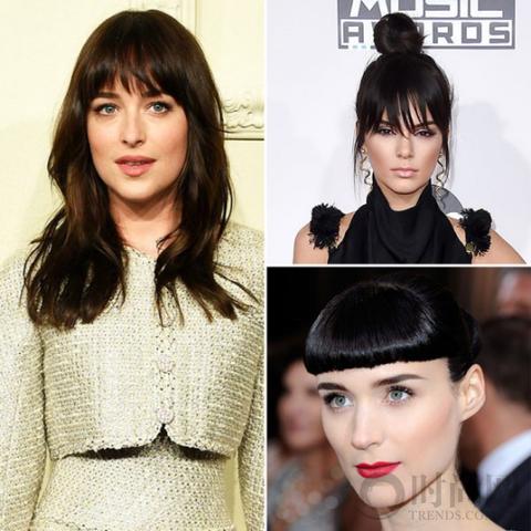在2017年,根据你的脸型你需要来几款不同的发型了。
