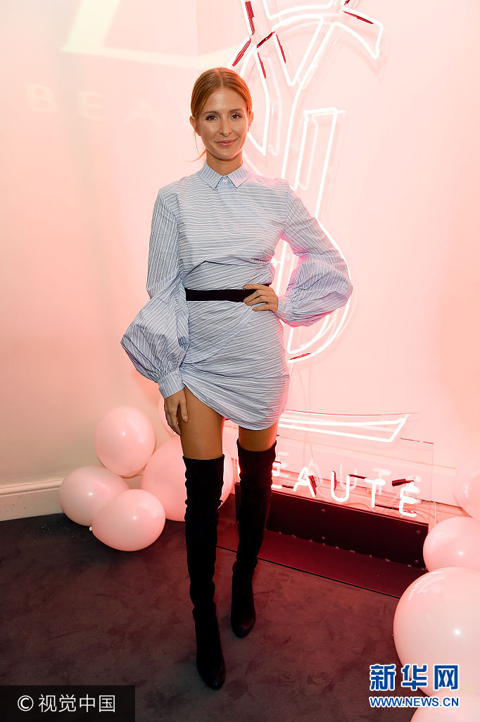 ***_***LONDON, ENGLAND - DECEMBER 01:  Millie Mackintosh  attends the YSL Beauty Club party hosted by YSL Beauty and Victor Demarchelier on December 1, 2016 in London, England.  (Photo by David M. Benett/Getty Images for Yves Saint Laurent Beaute)