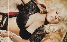 美女歌手克裏斯蒂娜·阿奎萊拉狂野大片