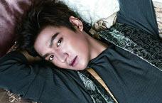 李敏鎬登《時尚先生》封面