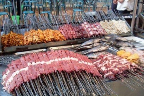 羊肉也分三六九等 在新疆品羊肉的五个境界