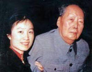 毛泽东的生活女秘书