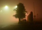 恐怖!實拍嚴重的霧霾天氣