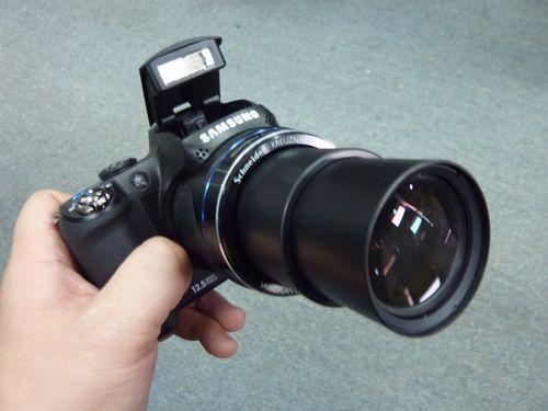 影情趣_24倍的恐怖长焦三星wb5000世界培养相机高尚试用怎样图片