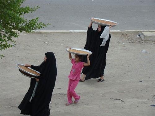 8岁伊拉克小小摄影师作品---孩子眼中的世界