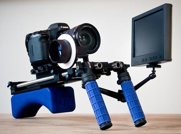 浅谈用数码单反相机拍摄视频