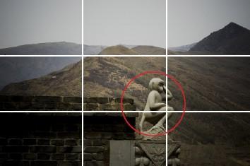 话说摄影构图观念 - 纵一苇之所如 - 纵一苇之所如
