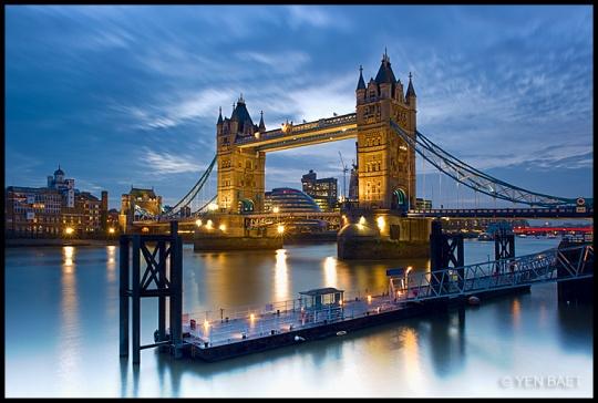 伦敦塔桥 英国