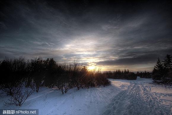 拍摄雪景如何正确曝光 - 仁山 - renshan_222的博客