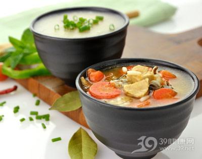 喝汤会胖吗