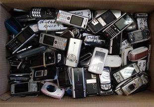 1噸廢手機可産400g黃金和500g白銀