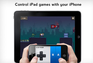 用iPhone當手柄在iPad上打遊戲