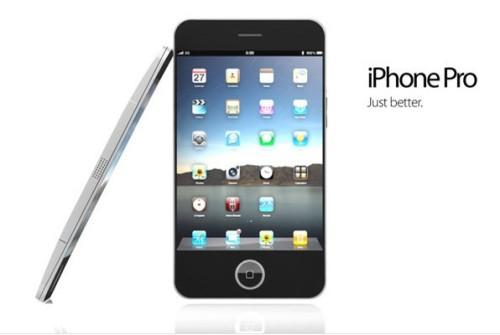 探秘惊艳科幻的iPhone5概念机设计