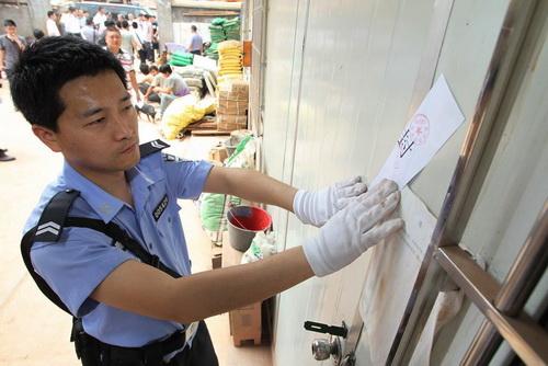 重庆出动武装特警为民工讨薪(组图) - 晋商1211 - 晋商1211