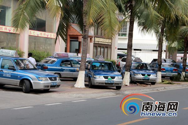 """资有限公司部分出租车驾驶员因被收""""黑钱""""等问题,多次到市政府"""