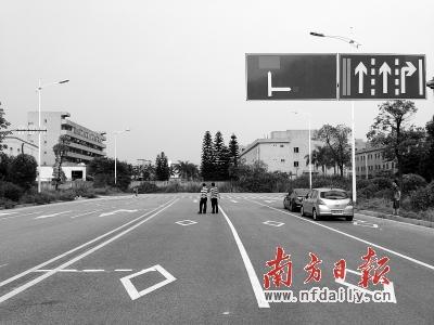 广东:投资3000万 莞深断头路5年仍未通(图)