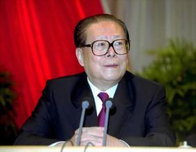 江澤民退休後的生活曝光