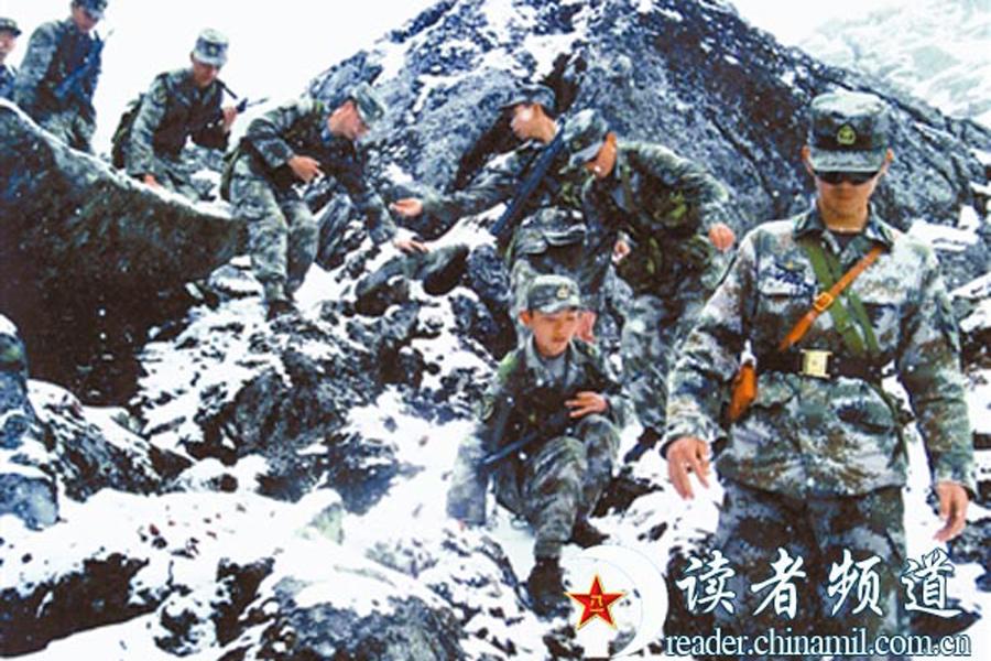 ...收到大学录取通知书的杨祥国却执意走进雪域军营谢绝后勤部...
