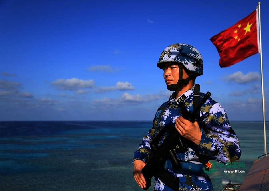 [转载]军媒公开南沙群岛诸岛礁影像 似海上城堡[组图] - zhangfangkuai - 张方块的博客