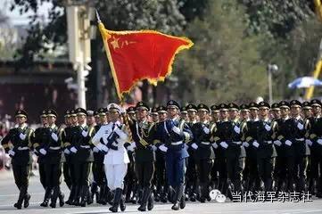07式水兵服 07式士兵军服 海军07式春秋常服和礼服-盘点人民海军军图片