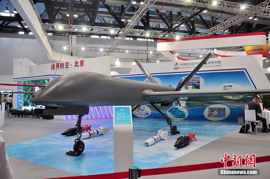 组图:中国无人机还有哪些绝活