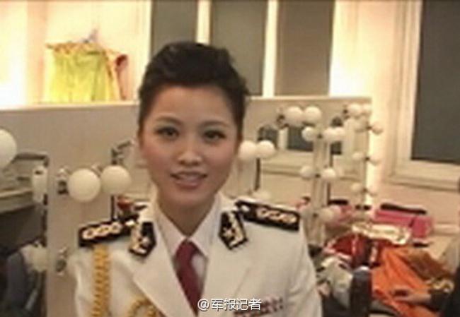 在 海军政治部歌舞团原独唱演员姚贝娜病逝