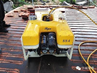 杭州警方千峡湖深水捞尸近两年 曾求助东海舰队